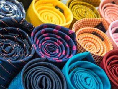 Aprenda a fazer nó de gravata.